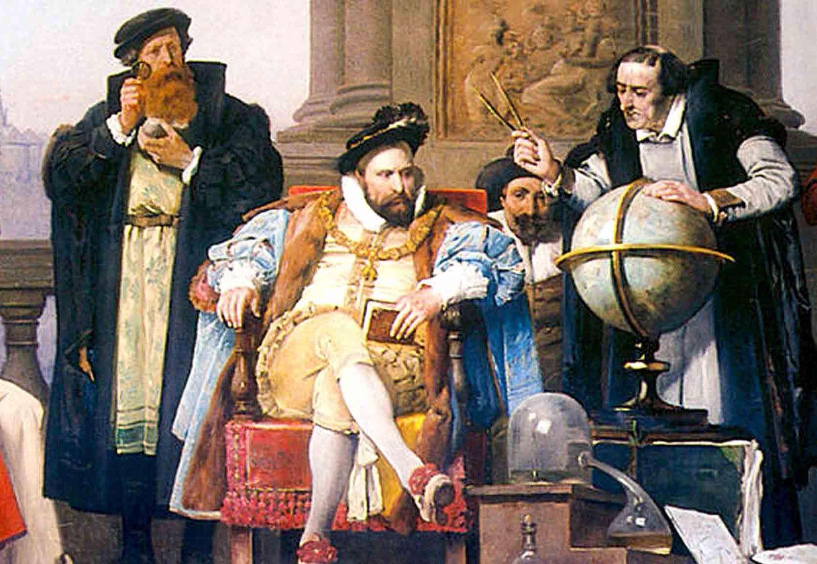 Prokletí alchymisté a hvězdáři Rudolfa II. preview image