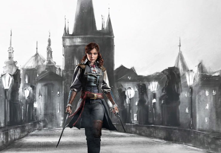 Assassin´s girl preview image