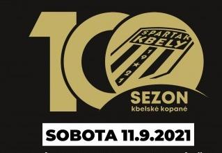 Spartak Kbely - 100. výročí preview image